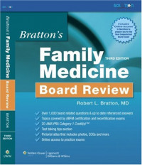 Bratton's Family Medicine Board Review (Family Practice Board Review)