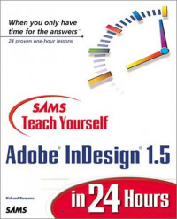 Sams Teach Yourself Adobe(R) InDesign(R) 1.5 in 24 Hours