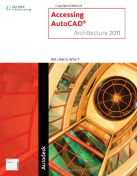 Accessing AutoCAD Architecture 2011