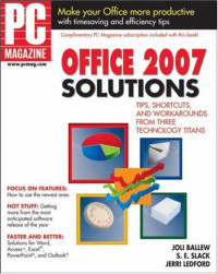 PC Magazine Office 2007 Solutions