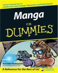 Manga For Dummies (Sports & Hobbies)