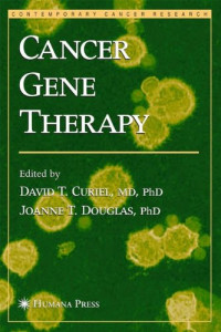 Cancer Gene Therapy (Contemporary Cancer Research)