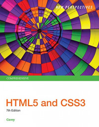 New Perspectives HTML5 and CSS3: Comprehensive