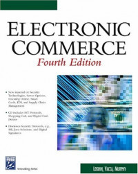 Electronic Commerce (Networking Series)