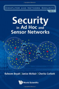 Security in Ad-hoc and Sensor Networks (Computer and Network Security)