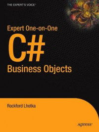 Expert C# Business Objects