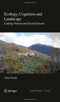 Ecology, Cognition and Landscape