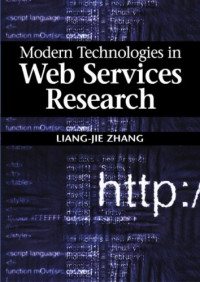 Modern Technologies in Web Services Research