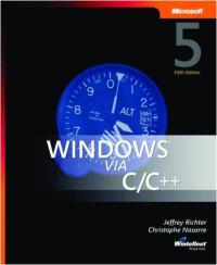 Windows via C/C++ (Pro - Developer)