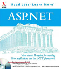 ASP.NET: Your Visual Blueprint for Creating Web Applications on the .NET Framework