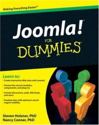 Joomla! For Dummies (Computer/Tech)