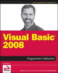 Visual Basic 2008 Programmer's Reference (Programmer to Programmer)