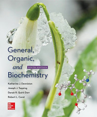 General, Organic, and Biochemistry