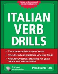 Italian Verb Drills, Third Edition (Drills Series)