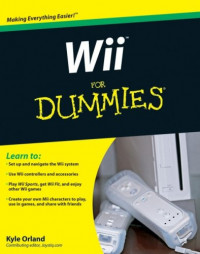 Wii For Dummies, New Edition (Computers)