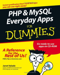 PHP & MySQL Everyday Apps For Dummies (Computer/Tech)