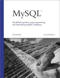 MySQL, Second Edition