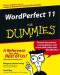 WordPerfect 11 for Dummies