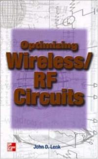 Optimizing Wireless/RF Circuits