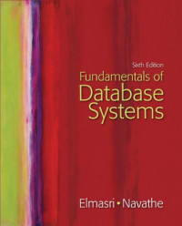 Fundamentals of Database Systems (6th Edition)