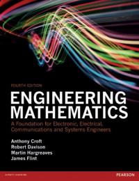 Engineering Mathematics 4th edn: A Foundation for Electronic, Electrical, Communications and Systems Engineers (4th Edition)