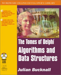 The Tomes of Delphi: Algorithms and Data Structures