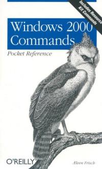 Windows 2000 Commands Pocket Reference