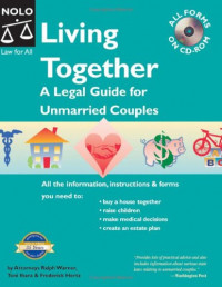 Living Together: A Legal Guide for Unmarried Couples (13th Edition)