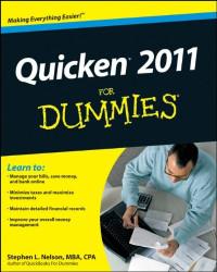 Quicken 2011 For Dummies (For Dummies)