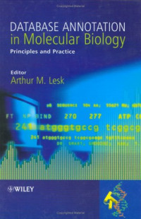 Database Annotation in Molecular Biology: Principles and Practice