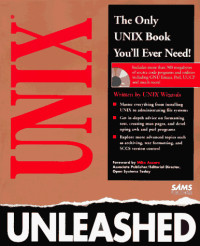 Unix Unleashed/Book and CD