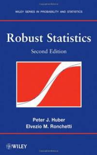 Robust Statistics (Wiley Series in Probability and Statistics)