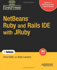 NetBeans  Ruby and Rails IDE with JRuby (FirstPress)