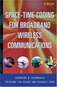 Space Time Coding for Broadband Wireless Communications