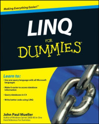 LINQ For Dummies (Computer/Tech)