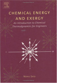 Chemical Energy and Exergy: An Introduction to Chemical Thermodynamics for Engineers