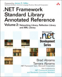 .NET Framework Standard Library Annotated Reference Volume 2