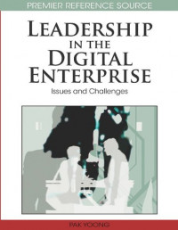 Leadership in the Digital Enterprise: Issues and Challenges