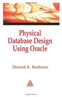 Physical Database Design Using Oracle (Foundations of Database Design)