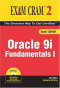 Oracle 9i Fundamentals I Exam Cram 2 (Exam Cram 2)