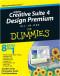 Adobe Creative Suite 4 Design Premium All-in-One For Dummies (Computers)