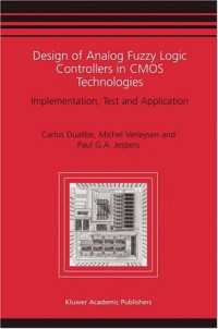 Design of Analog Fuzzy Logic Controllers in CMOS Technologies