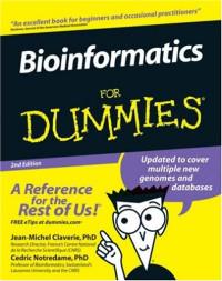 Bioinformatics For Dummies (Math & Science)