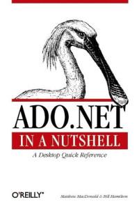 ADO.NET in a Nutshell