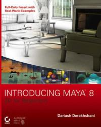 Introducing Maya 8: 3D for Beginners (CD)