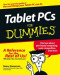 Tablet PCs for Dummies