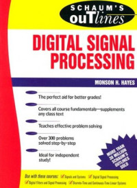 Schaum's Outline of Digital Signal Processing (Schaum's)
