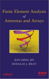 Finite Element Analysis of Antennas and Arrays