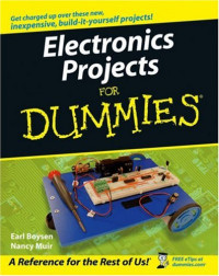 Electronics Projects For Dummies (Math & Science)