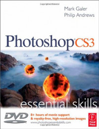 Photoshop CS3 Essential Skills (Photography Essential Skills)